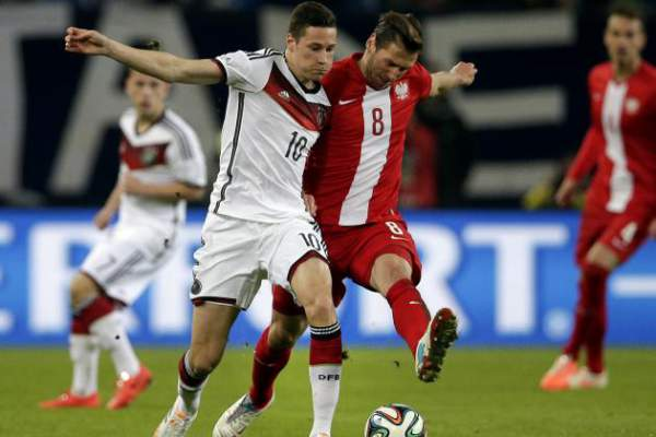 Germany vs Poland Live Score