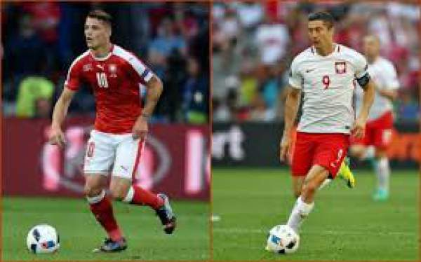 Switzerland vs Poland Live Score
