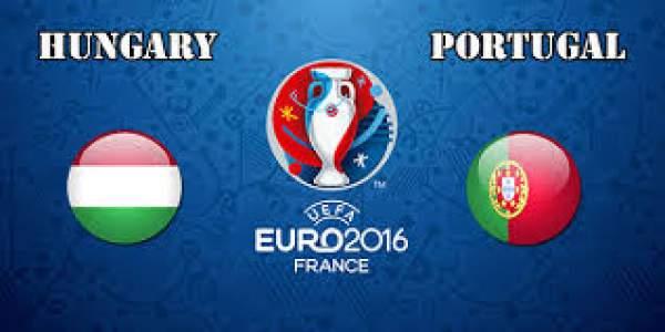 Hungary vs Portugal Live Score