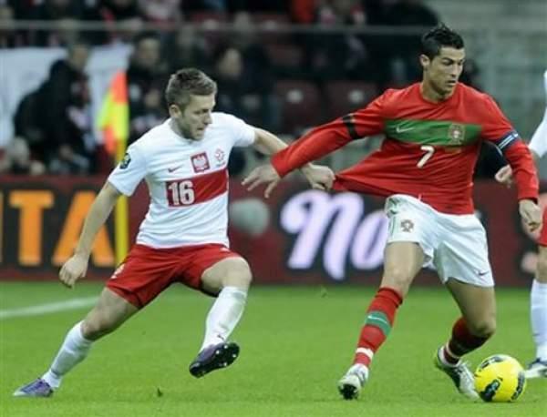 Poland vs Portugal Live Score