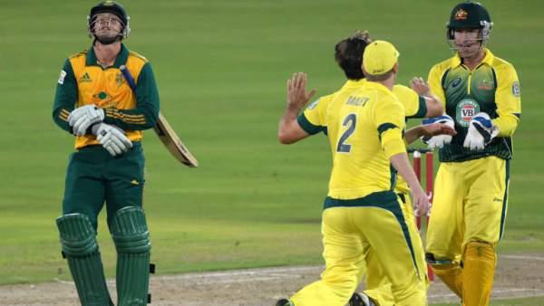 South Africa vs Australia Live Score