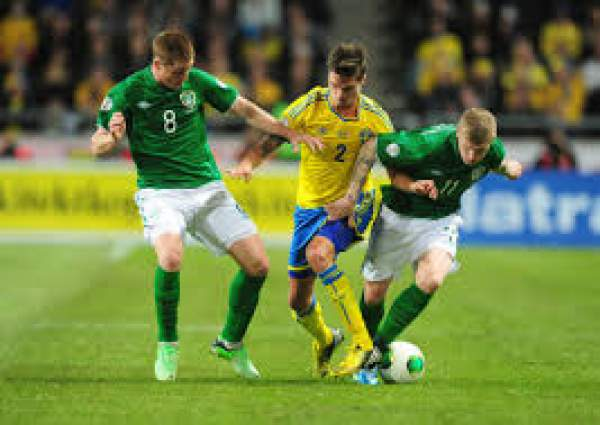 Ireland vs Sweden Live Streaming