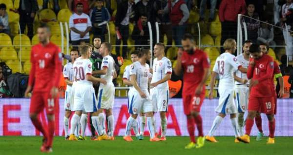 Czech Republic vs Turkey Live Score