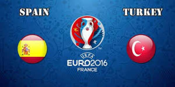 Spain vs Turkey Live Streaming