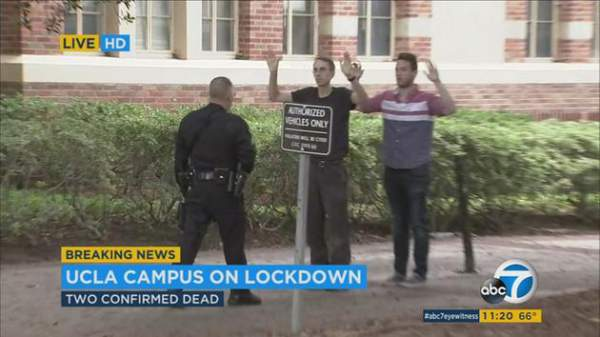 UCLA Shooting Live Updates