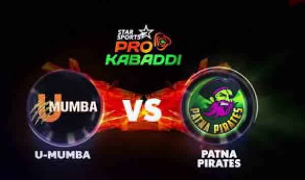 U Mumba vs Patna Pirates Live Score