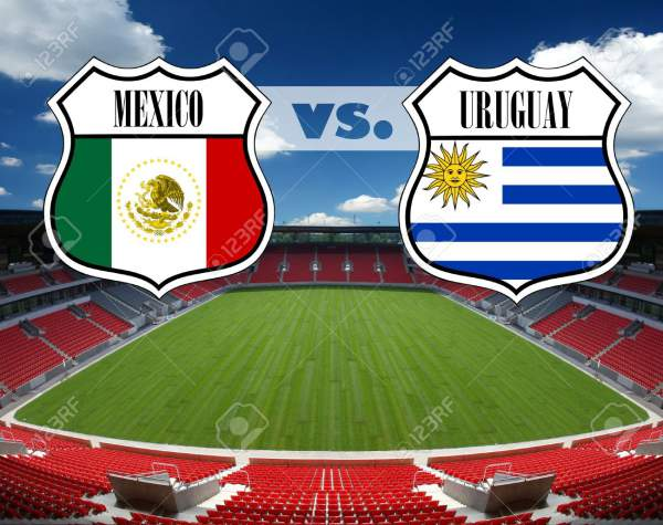 Mexico vs Uruguay Live Streaming