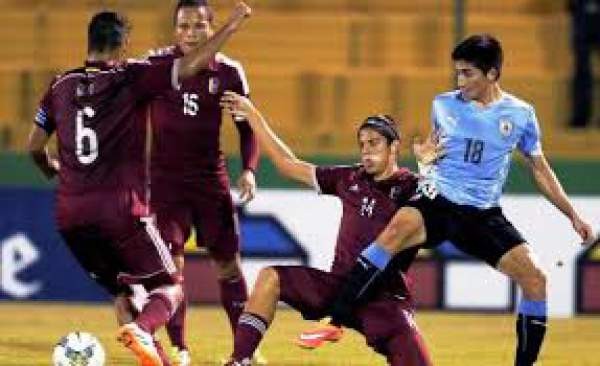 Uruguay vs Venezuela Live Streaming
