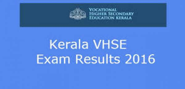 Kerala VHSE Second Allotment Results 2016