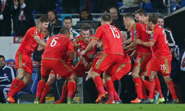 Russia vs Wales Live Streaming