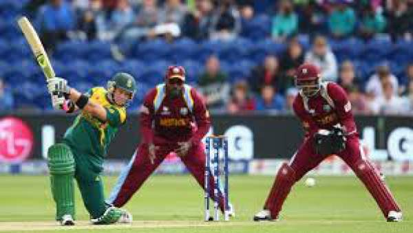 West Indies vs South Africa Live Score