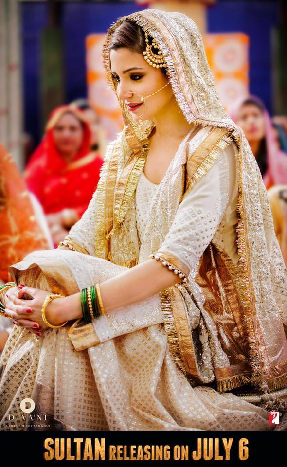 Anushka Sharma's marriage still leaked - Sultan