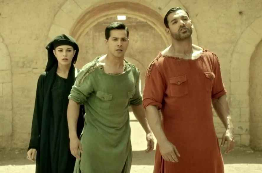 4 Days Dishoom 1st Monday Box Office
