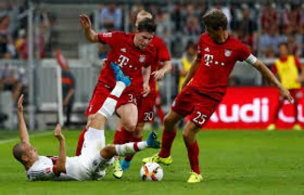 Bayern Munich vs AC Milan Live Score