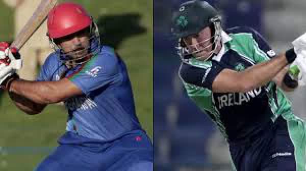 Ireland vs Afghanistan Live Score