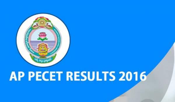 AP PECET 2016 Results