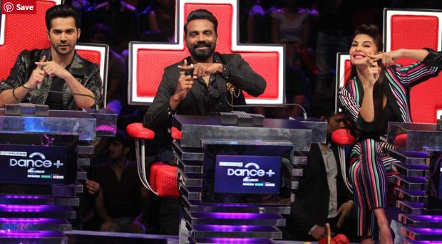 Varun Dhawan and Jacqueline Fernandez Start Dishoom Promotions