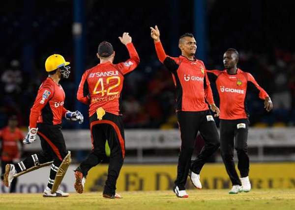 Trinbago Knight Riders vs Barbados Tridents Live Score