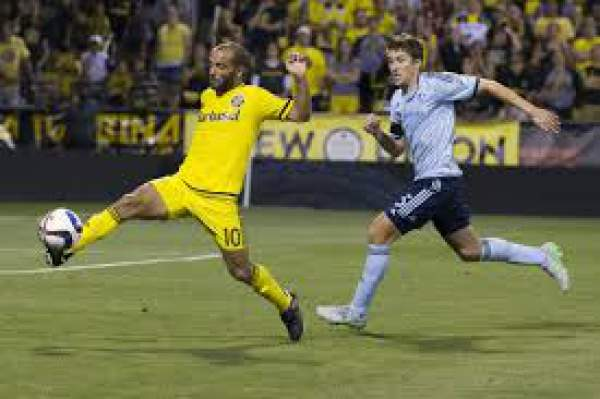 Sporting KC vs Columbus Crew Live Score