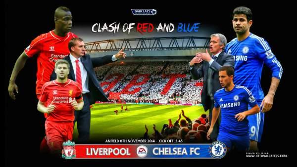 Chelsea vs Liverpool Live Score