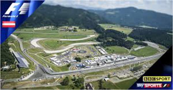 Formula One (F1) Live Streaming Austrian Grand Prix Watch Online Results Winners Highlights