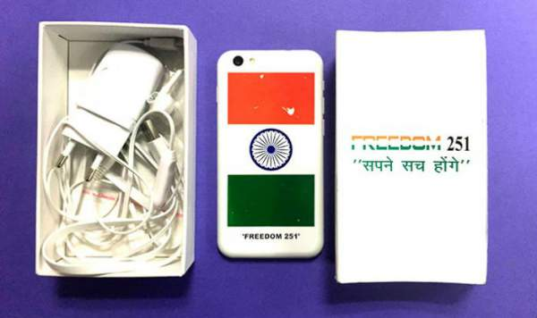 Freedom 251 Delivery