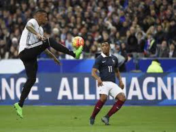 Germany vs France Live Score