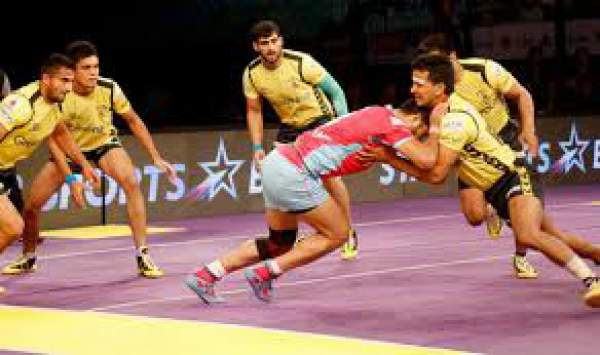 Telugu Titans vs Jaipur Pink Panthers Live Streaming