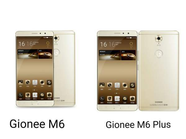 Gionee M6 and M6 Plus Specifications, Price, Release Date, Features