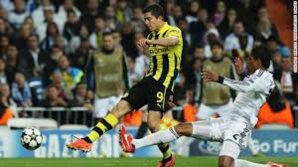 Manchester United vs Borussia Dortmund Live Score