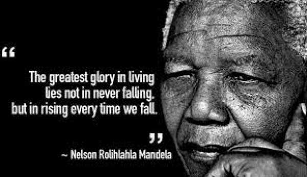 Nelson Mandela Day Quotes Sayings