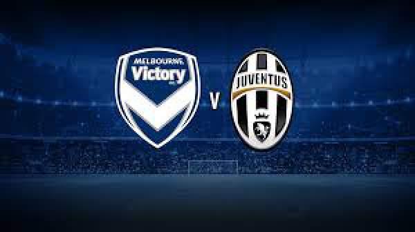 Melbourne Victory vs Juventus Live Score