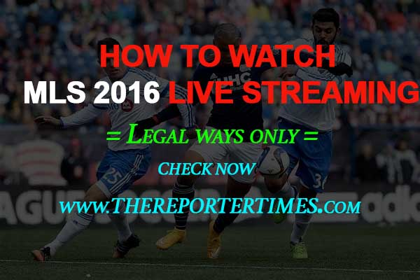 Columbus Crew vs DC United (CC vs DCU) MLS 2016 Live Streaming Info