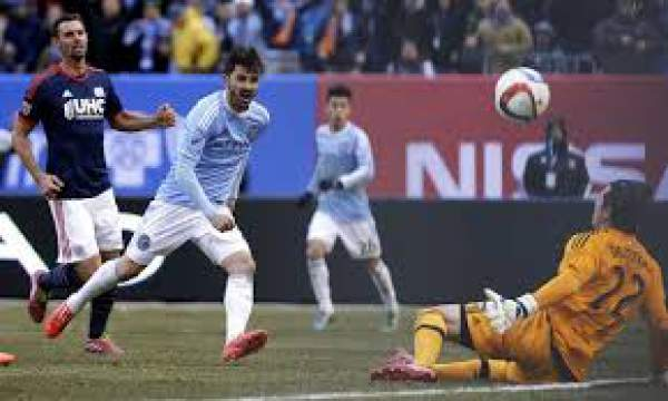 NE Revolution vs New York City Live Score