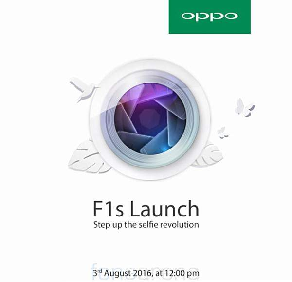 Oppo F1s Specifications, Release Date, Price, Features