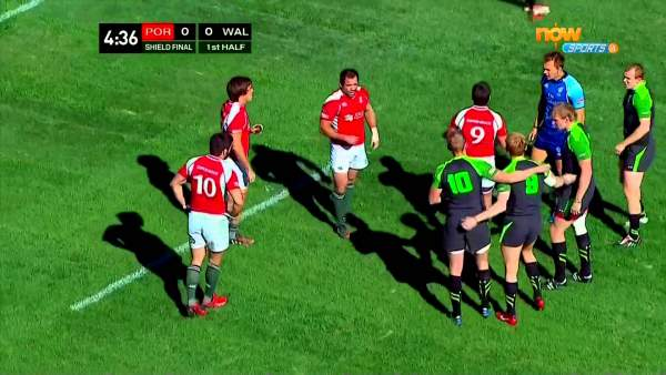 Portugal vs Wales Live Score