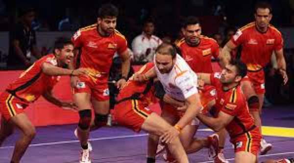 Puneri Paltan vs Bengaluru Bulls Live Score