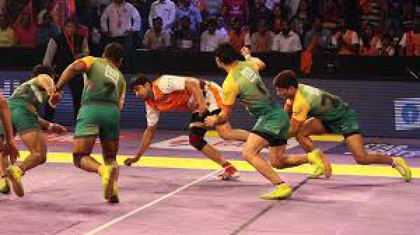 Patna Pirates vs Puneri Paltan Live Score