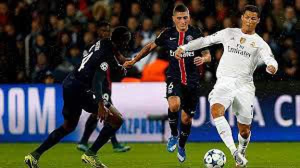 Real Madrid vs PSG Live Score