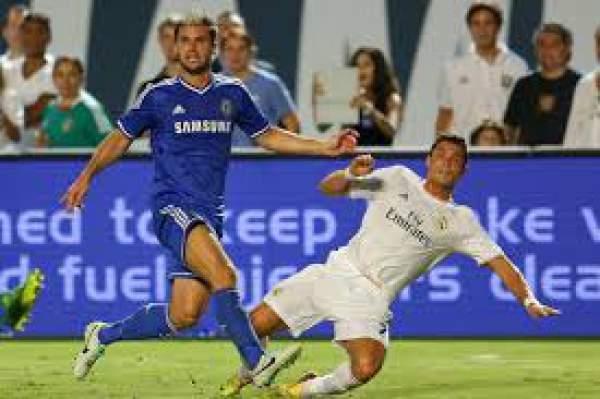Chelsea vs Real Madrid Live Score