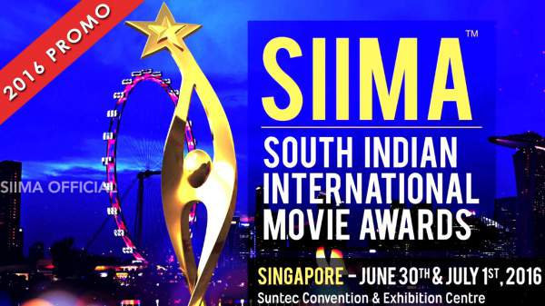 SIIMA Awards 2016 Winners