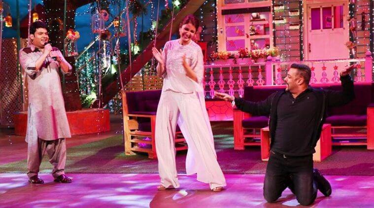 Salman Anushka Dancing