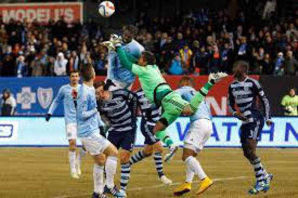 Sporting KC vs New York City Live Score