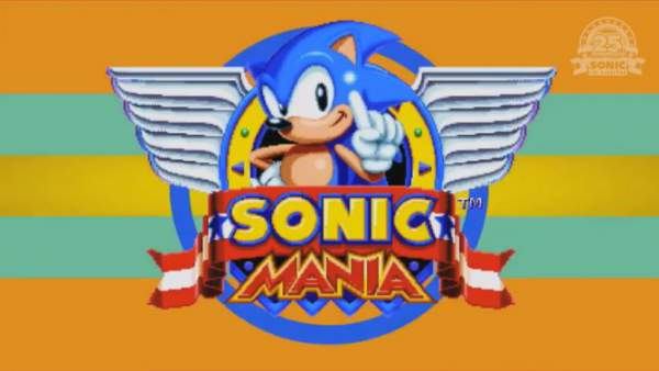 Sonic Mania Trailer, Release Date, Xbox One, PS4, PC