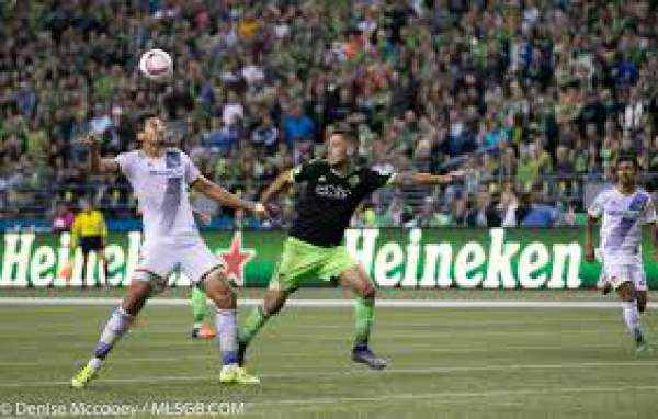 Seattle Sounders vs LA Galaxy live score