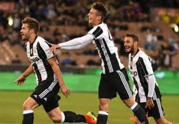 Juventus vs Tottenham Live Score