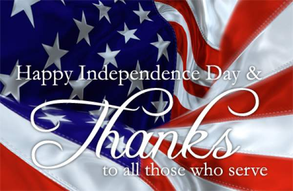 Fourth of July USA Independence Day Quotes, Messages, Wishes, Greetings, Sayings, Status