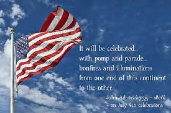 Happy Independence Day USA 2016 Quotes, Sayings, Messages, Wishes, Greetings, Status, Bible Verses