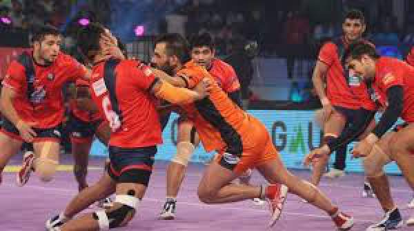U Mumba vs Dabang Delhi Live Score