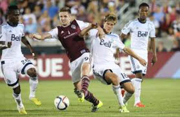 Whitecaps FC vs Colorado Rapids Live Score